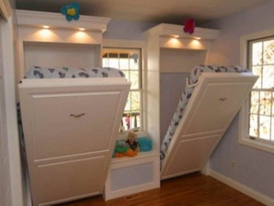 Cozy RV Bed Remodel Ideas On A Budget 37