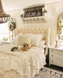 Cute Shabby Chic Bedroom Design Ideas For Your Daughter 34