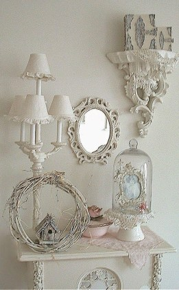 Cute Shabby Chic Bedroom Design Ideas For Your Daughter 48