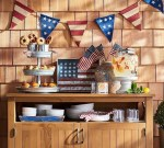 Elegant Vintage 4th Of July Home Decoration Ideas 44
