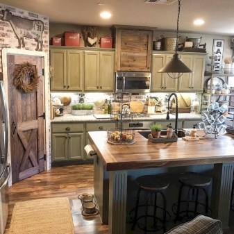 Fantastic Farmhouse Kitchen Cabinets Ideas For Home 08