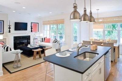 Favorite Modern Open Living Room Design Ideas 18