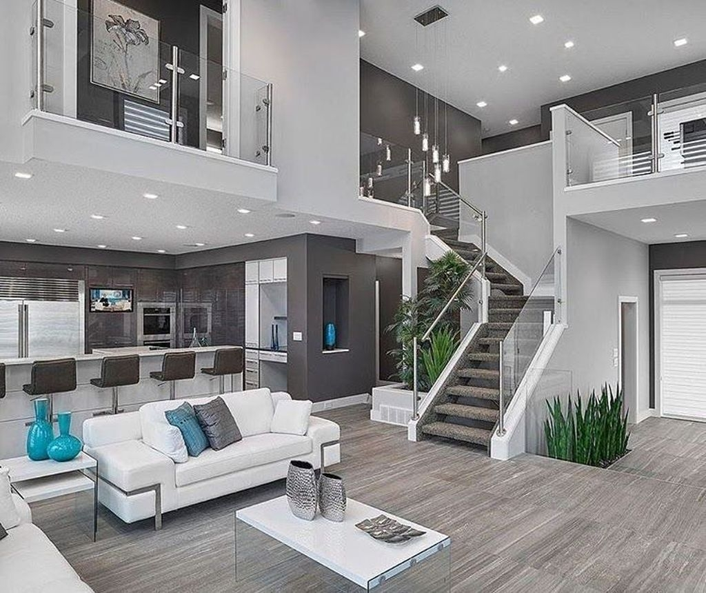 Favorite Modern Open Living Room Design Ideas 32