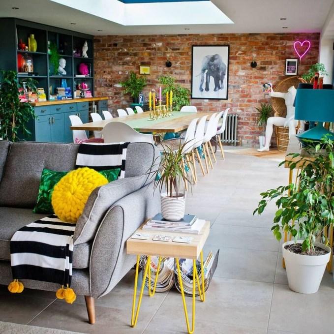 Favorite Modern Open Living Room Design Ideas 40