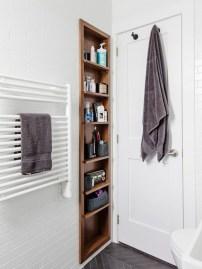 Genius Storage Bathroom Ideas For Space Saving 22