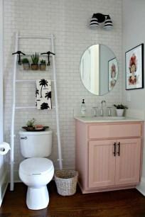 Genius Storage Bathroom Ideas For Space Saving 30