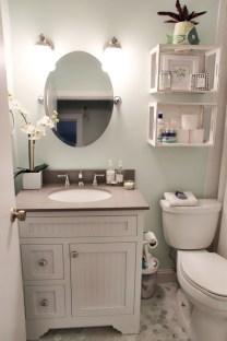 Genius Storage Bathroom Ideas For Space Saving 47