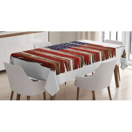 Inexpensive 4th Of July Decoration Ideas In The Dining Room 03