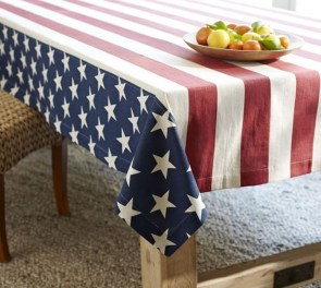 Inexpensive 4th Of July Decoration Ideas In The Dining Room 08