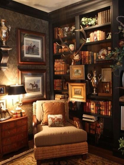 Inspiring Reading Room Decoration Ideas To Make You Cozy 52