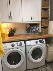 Minimalist And Small Laundry Room Ideas For Small Space 05