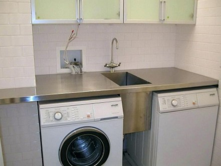 Minimalist And Small Laundry Room Ideas For Small Space 15