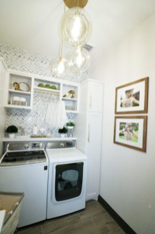 Minimalist And Small Laundry Room Ideas For Small Space 49