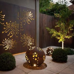 Outstanding Lighting Ideas To Light Up Your Garden With Style 01