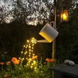 Outstanding Lighting Ideas To Light Up Your Garden With Style 22