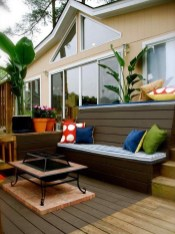 Stunning Balcony Decoration Ideas With Seating Areas 05
