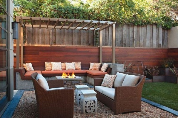 Stunning Balcony Decoration Ideas With Seating Areas 26