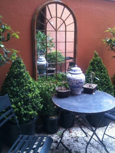 Stunning Balcony Decoration Ideas With Seating Areas 53