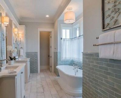 Stylish Coastal Bathroom Remodel Design Ideas 06