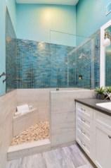 Stylish Coastal Bathroom Remodel Design Ideas 12