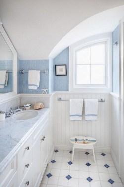 Stylish Coastal Bathroom Remodel Design Ideas 15