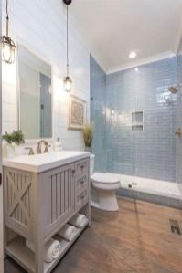 Stylish Coastal Bathroom Remodel Design Ideas 30