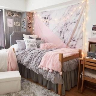 Trendy Decoration Ideas For Teenage Bedroom Design 21