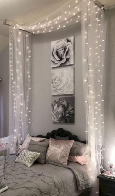 Trendy Decoration Ideas For Teenage Bedroom Design 22