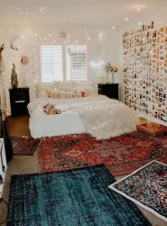 Trendy Decoration Ideas For Teenage Bedroom Design 24