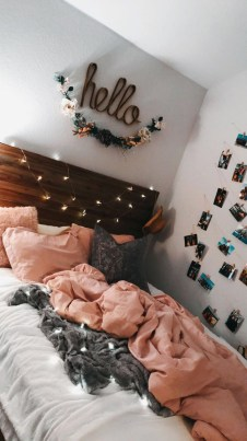 Trendy Decoration Ideas For Teenage Bedroom Design 28