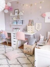 Trendy Decoration Ideas For Teenage Bedroom Design 42