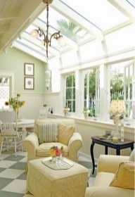 Unordinary Sunroom Design Ideas For Interior Home 18