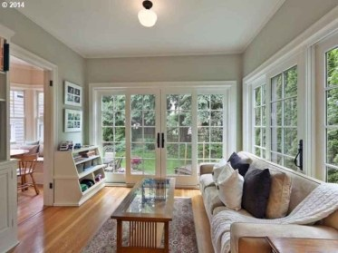 Unordinary Sunroom Design Ideas For Interior Home 19
