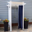 Affordable Outdoor Shower Ideas To Maximum Summer Vibes 26