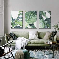 Amazing Wall Art Design Ideas For Living Room 28