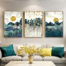 Amazing Wall Art Design Ideas For Living Room 46