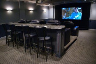 Best Small Movie Room Design For Your Happiness Family 06