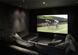 Best Small Movie Room Design For Your Happiness Family 07