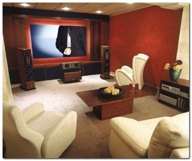 Best Small Movie Room Design For Your Happiness Family 17
