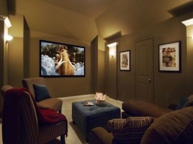 Best Small Movie Room Design For Your Happiness Family 21