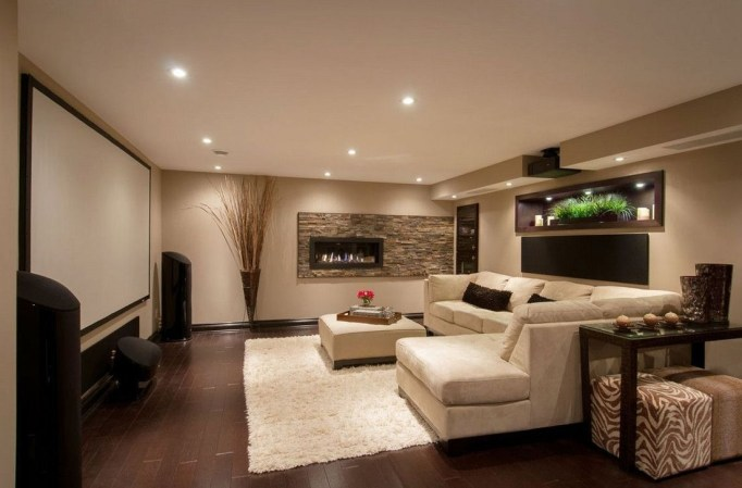 Best Small Movie Room Design For Your Happiness Family 26