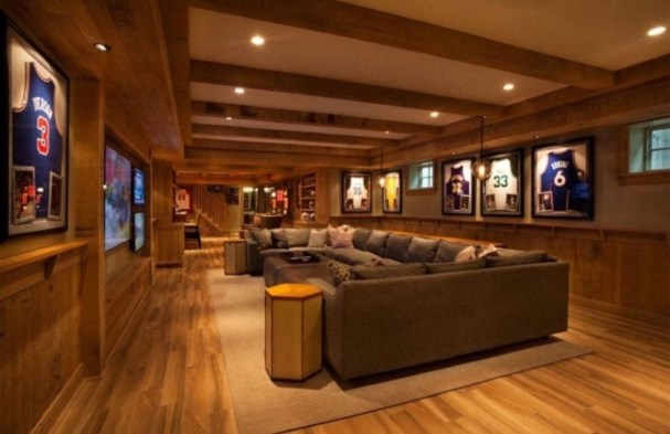 Best Small Movie Room Design For Your Happiness Family 38