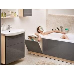 Brilliant Bathroom Storage Ideas For Your Bathroom Design 04