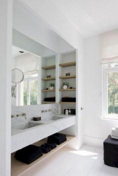 Brilliant Bathroom Storage Ideas For Your Bathroom Design 07