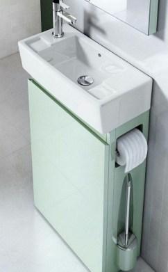 Brilliant Bathroom Storage Ideas For Your Bathroom Design 16