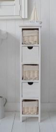 Brilliant Bathroom Storage Ideas For Your Bathroom Design 30