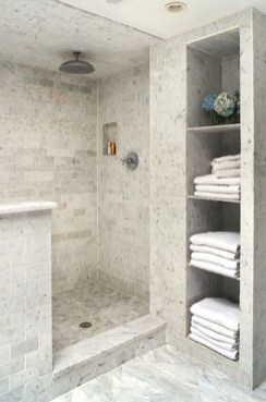 Brilliant Bathroom Storage Ideas For Your Bathroom Design 35