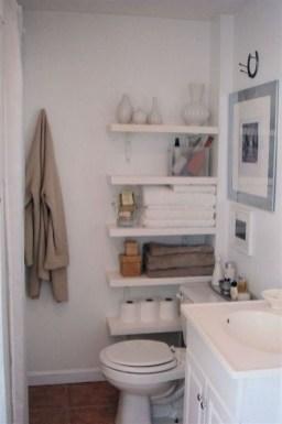 Brilliant Bathroom Storage Ideas For Your Bathroom Design 51