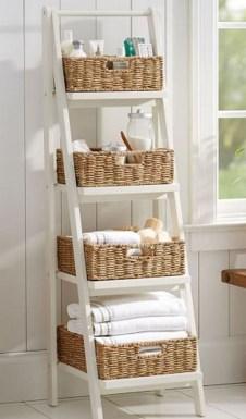 Brilliant Bathroom Storage Ideas For Your Bathroom Design 53