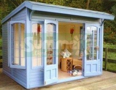 Classy Summer House Ideas For Home Interior 37